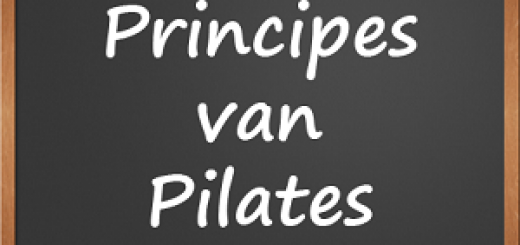 Principes van Pilates