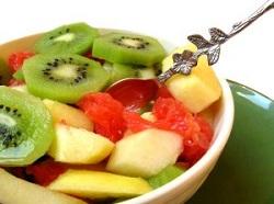 Kom fruitsalade