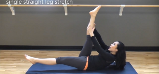 Populaire Pilates workout video'ss
