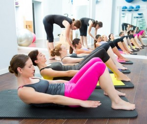 Opleiding Pilates instructeur